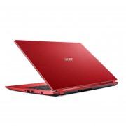 Notebook Acer Aspire 3 15.6'' Core I5-7200u 4gb 1tb WIN10 - Red
