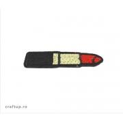 Aplicații termoadezive - ruj (10 buc)