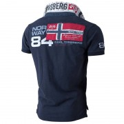 Carl Torsberg Norway 84 Poloshirt Navy