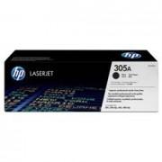 Toner HP 305A Preto - 2600 páginas - CE410A