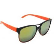 Mangal Brothers Retro Square Sunglasses(For Boys & Girls)