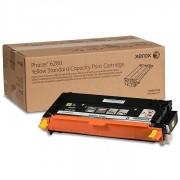 Xerox Toner Giallo X Phaser 6280 2200pag
