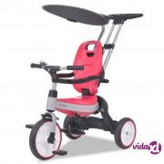 vidaXL Dječji tricikl BMW ružičasti