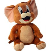 """Tom and Jerry Plush 9.8"""" / 25cm Jerry Mouse Character Doll Stuffed Animals Figure Soft Anime Collection Toy"""
