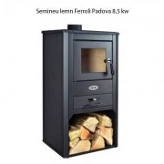 Semineu lemn Ferroli Padova F 9 kw