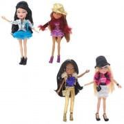 Exclusive Bratz Fashion Stylistz Doll 4-pack - Jade, Yasmin, Cloe, Sasha