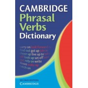 Cambridge Phrasal Verbs Dictionary, Paperback