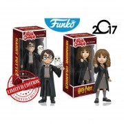 2 Pack Harry Potter Y Hermione Granger Pelicula Rock Candy