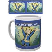 GB Eye Fallout 76 - Reclamation Day Mug