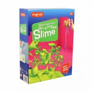 Set experimente Glow Slime, 23 cm, 8 ani +