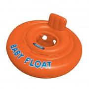 Piros bébi úszóöv, 76 cm