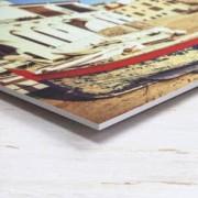 smartphoto Postertavla 60 x 60 cm Kvadratisk