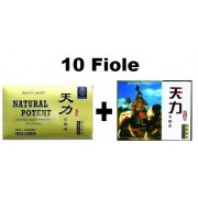 10 Fiole Natural Potent
