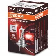 Osram Night Breaker Silver H7 +100% dobozos