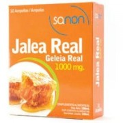 Sanon jalea real 1000 mg 10 ampollas
