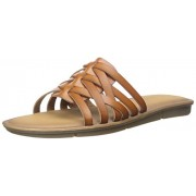 Skechers Cali Women s Indulge 2 Golden Hour Flip Flop Brown 9 B(M) US