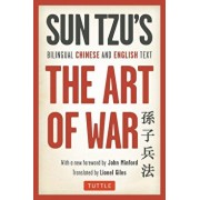 The Art of War: Bilingual Chinese and English Text (the Complete Edition), Paperback/Sun Tzu