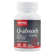 Coenzima Q10 - Q-Absorb 100 mg 30 capsule