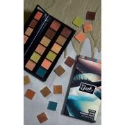 PrettyLittleThing Sleek MakeUP - Palettes de fards à paupières i-Divine - Grounded, Multicolore - One Size