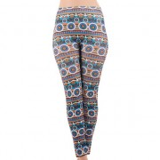 LEGGING HIPPIE NICE MULTICOLOR S/M