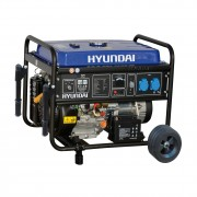 Hyundai Generatore di corrente Hyundai 4,5 kW BDL6500 con scheda AVR