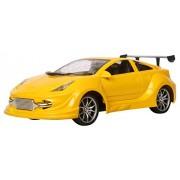 Turboz 1:16 Remote Control City Car Sedan, Yellow
