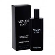 Giorgio Armani Armani Code Pour Homme eau de toilette 15 ml за мъже