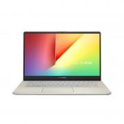 Laptop Asus VivoBook S14 S430FA-EB007T 14 inch FHD Intel Core i5-8265U 8GB DDR4 256GB SSD WIndows 10 Home Icicle Gold Metal