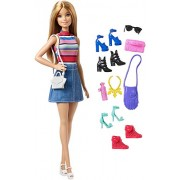 RD Grand Barbie Birthday Wishes Doll, Multi Color: Barbie Doll for Girls, Fashion Doll