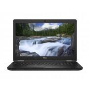 """DELL Latitude 5590 1.6GHz i5-8250U 15.6"""" 1920 x 1080pixels Black Notebook"""