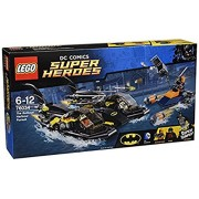 Lego The Batboat Harbor Pursuit, Multi Color