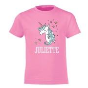 YourSurprise T-shirt - Enfant - Rose - 6 ans