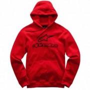 ALPINESTARS Sweatshirt ALPINESTARS Always Red