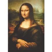 Puzzle D-Toys - Leonardo Da Vinci: Mona Lisa, 1.000 piese (DToys-66954-RN06)