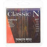 Thomastik-Infeld CR127 Classical Guitar Strings: Classic N Series 6 String Set E B G D A E Set