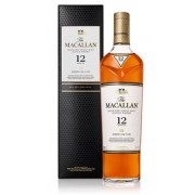 Tullamore Dew Company Ltd. The Macallan 12 years Sherry Oak Cask Single Highland Malt Scotch Whisky 12-jährig