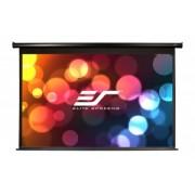 RESIGILAT Ecran proiectie perete/tavan Elite screen ELECTRIC100H, electric, marime vizibila 124.5 x 221.4cm, format 16:9
