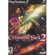 Koei Crimson Sea / Game PlayStation 2 Standard Edition