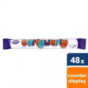 Cadbury - Curly Wurly - 48 stuks