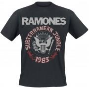 Ramones Subterranean Jungle Herren-T-Shirt - Offizielles Merchandise S, M, L, XL, XXL Herren