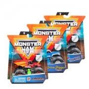 Детска играчка, Автомобил Monster Jam, 1:64, асортимент, 025203