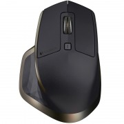Mouse, LOGITECH MX Master, Wireless, Bluetooth, 1500dpi, Black (910-004362)