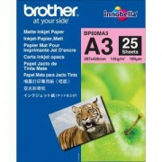 Хартия Brother BP-60 A3 Innobella Matt Photo Paper (A3/25 sheets) - BP60MA3