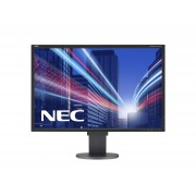 NEC MultiSync EA305WMi black 29.8' LCD monitor with LED backlight, IPS panel, resolution 2560x1600, DVI-I, DisplayPort, HDMI, DP Out, 130 mm height adjustable