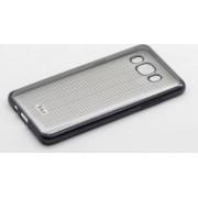 Skin Tellur Samsung Galaxy J5 2016 J510 Dungi Verticale Negru Transparent