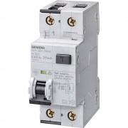 FID-zaščitni prekidač/instalacijski prekidač 2-polni 10 A 0.3 A 230 V Siemens 5SU1654-6KK10