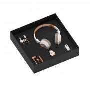 Tribe Star Wars BB-8 Giftbox- комплект On-Ear слушалки, In-Ear слушалки, зарядно за кола, 16GB USB флаш памет и Micro USB кабел за мобилни устройства