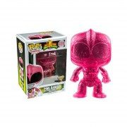 Funko Pop Pink Ranger Teleporting Morphing Sticker Power Rangers