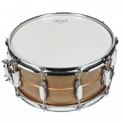 "Ludwig Copper Phonic Snare LC663, 14""x6,5"", Raw Patina Copper"