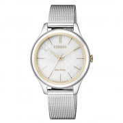 Citizen orologio solo tempo donna citizen lady em0504-81a